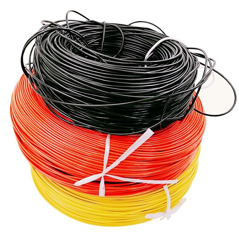 Jump Rope Backup Rope Steel Wire Rope 3 M Wear-Resistant Variety Diameter Size Jump Rope Backup Rope