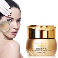 Blanqueamiento Crema Blanqueadora El Melasma pigmentación ance pecas eliminación mancha removedor para el cuidado de la piel de aligeramiento