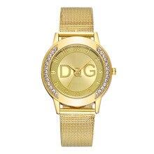 Women`s Fashion Watches 2020 Luxury Brand Diamond Ladies Qua