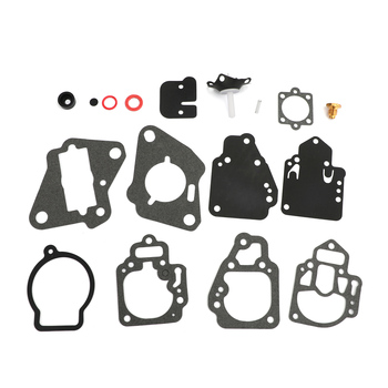 Areyourshop for Mercury Mariner Outboard 6-25hp 10 Hp 15 Hp 1395-97611 Carburetor Repair Gasket Kit 1395-9761 1395-9645