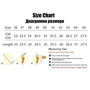 Image 5 - حذاء احترافي لرفع الأثقال من TaoBo للرجال والنساء حذاء للتدريب على القرفصاء مصنوع من الجلد مضاد للانزلاق ومقاوم للرفع الأثقال مقاس 36