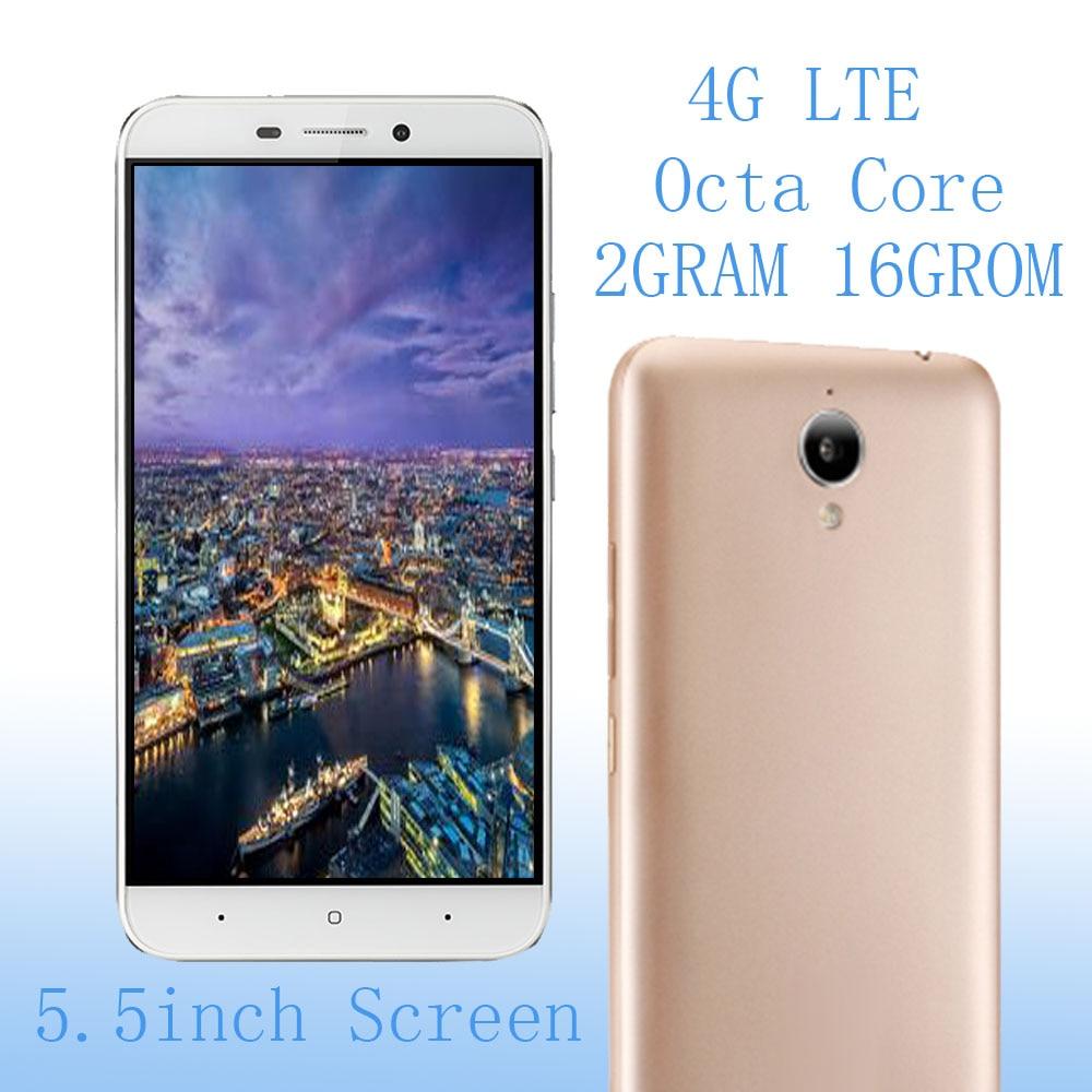 2GB RAM 16GB ROM 4000mAh Octa Core 4G LTE 10i Smartphones 5,5 ZOLL Handys 13MP entsperrt Android Günstige Celulares 2SIM IPS