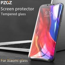 Pzoz Xiaomi mi6 Закаленное стекло-чехол Prime защита экрана XIA Mi 6 xio Mi 5 мобильный телефон фильм xao Mi xao стекло Mi 5S плюс 5S