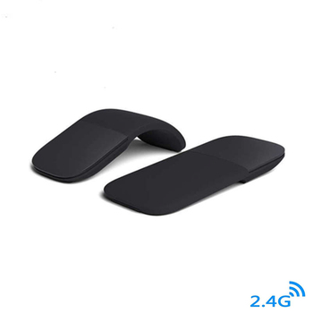 Wireless Silent Mouse Arc Touch Ergonomic USB Laser Computer Mouse Foldable PC Office Mice For Apple Microsoft Surface Macbook bluetooth wireless computer mouse arc touch ergonomic optical 3d mause 1200dpi folding mini bt mice for iphone microsoft surface