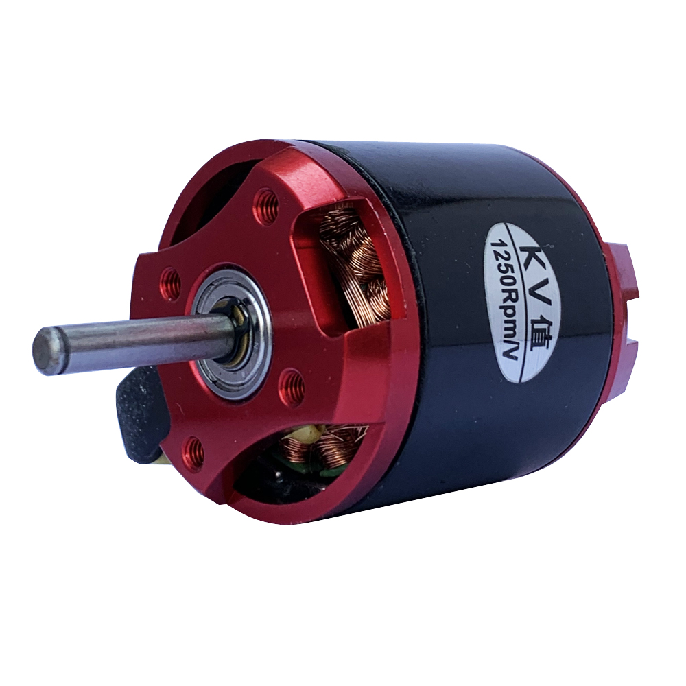 3542 KV1250 Brushless Motor HM Model With Outer Rotor Blades High-speed Brushless Electric Motors