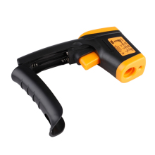 LCD Digital Electronic Thermometer IR Infrared Thermal Imager Handheld Non-Contact Laser Pyrometer Point Gun Thermometer цена