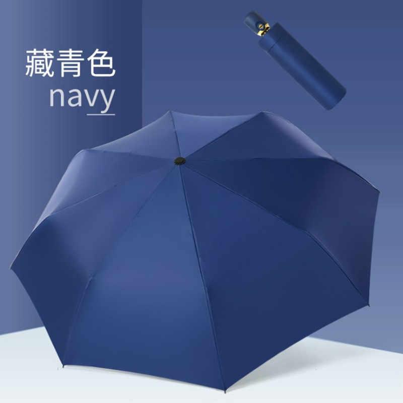 Parapluie fleur noir enduit ecran solaire parapluie ensoleillé pluie femme trois parapluie pliant femme automatique princesse Parasol cadeau