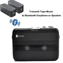 Bluetooth Transmitter Walkman Stereo Cassette Player with FM Radio Auto-revers function Personal Bluetooth Cassette Player