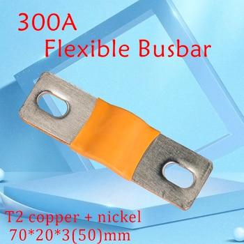 Flexible Barra de Lifepo4 200A 300A celular de alta corriente de cobre + níquel para prismático DIY Pack de batería 12V 12V 280Ah 24V 302Ah 48V 320Ah 1