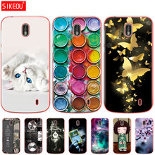 Silicon Case For Nokia 1 Plus Case Soft TPU Back phone Cover for Nokia 1 For Nokia1 Plus Case protective bag bumper coque capa(China)