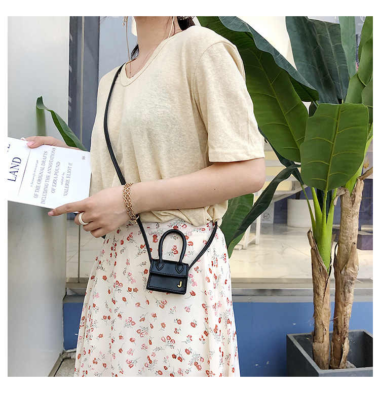 Bolso de mano para mujer Super Mini Ear Girls 2019 bolso de diseñador de marca para la decoración bolsos de mensajero de moda PU Flap mujer Crossbody bolsas
