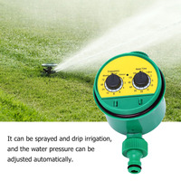 Waterproof Intelligent Faucet Irrigation Controller Automatic Watering Timer Irrigation Timer Controller System Lasting