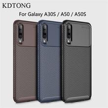 Luxurry Case sFor Samsung Galaxy A30S A50S A50 Vintage Soft Silicone TPU Cover For Capa Fundas