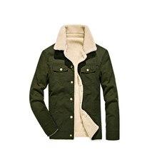 Jacket Winter Bomber Men Air Force Pilot Jackets Warm Male Fur Collar Army Tactical Mens Coats 4XL