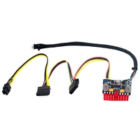 Dc Atx Pico Psu 12V 120W Pico Atx interruptor minería Psu 20Pin Mini Itx Dc Atx fuente de alimentación de la Pc Mini Pc|Fuentes de alimentación de PC|Ordenadores y oficina -