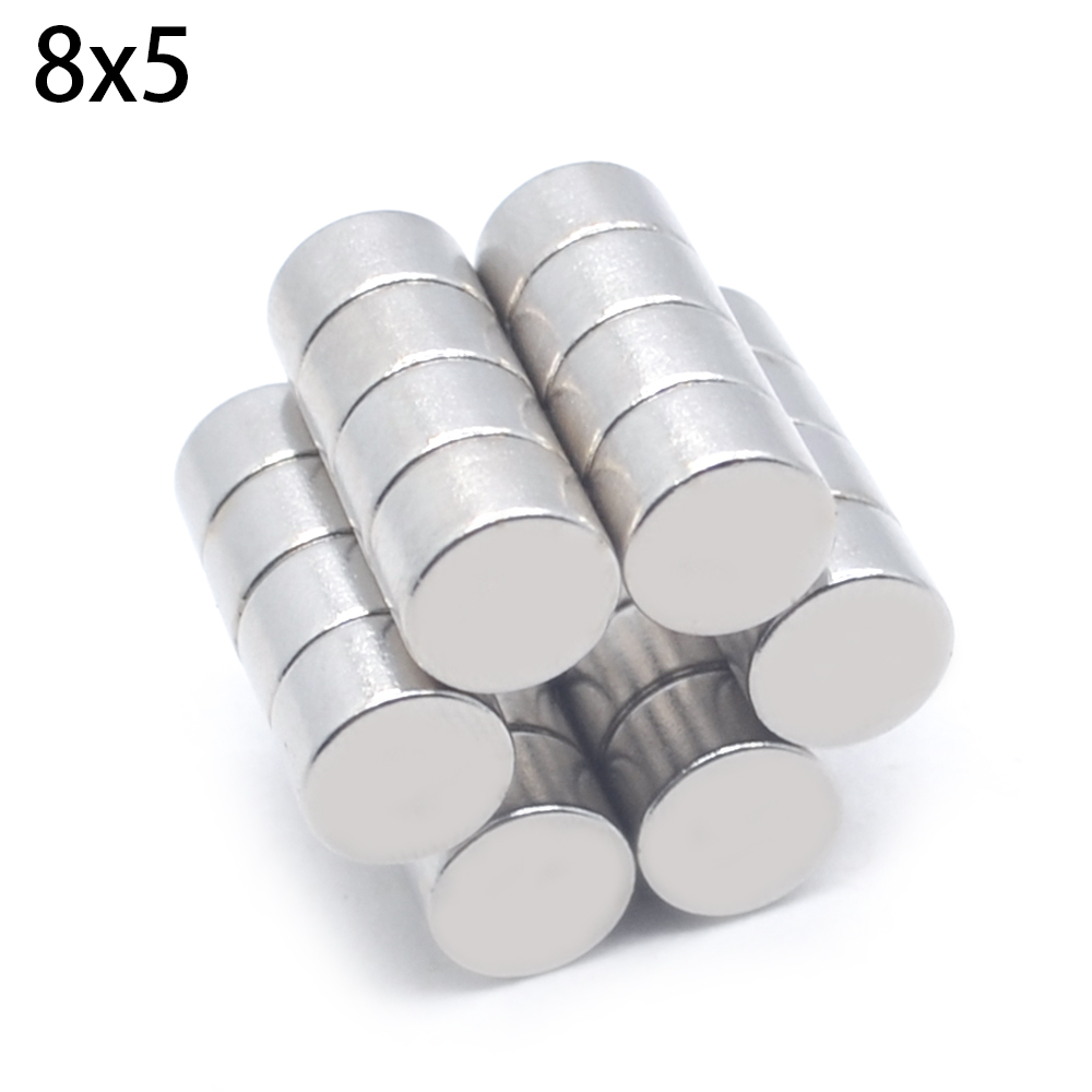 500pcs Neodymium N35 Dia 10mm X 2mm Strong Magnets Tiny Disc NdFeB Rare Earth