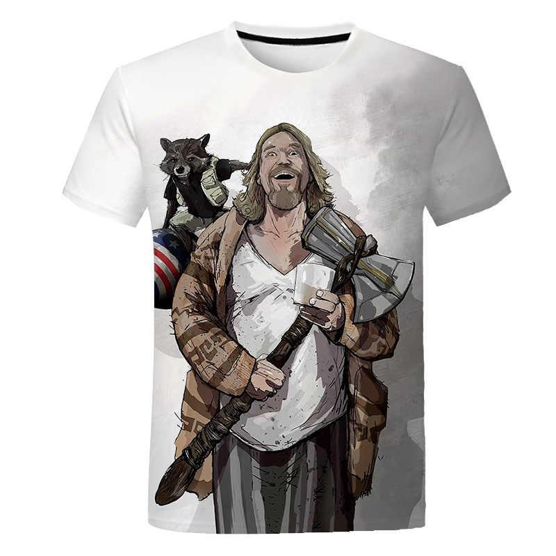 Модная дышащая футболка с 3D принтом модная 3D Художественная печать Лига Легенд персонаж Печать Последние мужские хип-хоп 3D Искусство T-shir