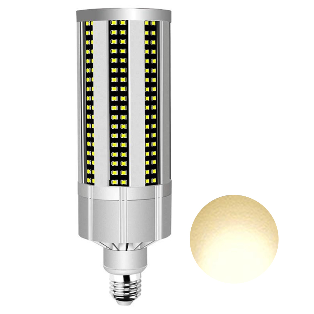 E27 Office Candelabra High Power Home Emergency Daylight Lamp Electric Hotel Non Dimmable Screw Replacement Road LED Corn Bulb|LED Bulbs & Tubes| |  - title=