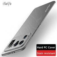 Mi 11 Ultra Slim Fall XUANYAO Original Matte Abdeckung Für Xiaomi Mi 10 9 8 Pro Lite SE 6 5 5S Plus Fall Bereifte Harte PC Zurück Abdeckung