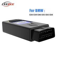 Car OBD2 Code Reader Scanner For BMW E38 E39 E46 E53 83 E85 OBD 2 Auto Diagnostic Tools Kit Unlock Version 1.4.0 For Windows XP