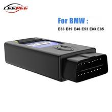 Scanner per lettore di codici OBD2 per BMW E38 E39 E46 E53 83 E85 OBD 2 Kit di strumenti diagnostici automatici sblocca versione 1.4.0 per Windows XP