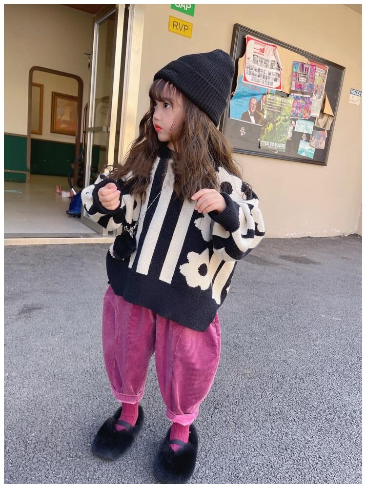 New Autumn Boys Girls Cartoon Cotton T Shirts MF Brand Children Tees Boy Girl Long Sleeve Sweater Kids Jacket Tops Baby Clothes 5