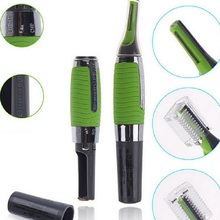 Micro Precision Eyebrow Ear Nose Trimmer Removal Clipper Sha