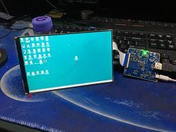 7 дюймов 1200*1920 ips ЖК-экран DIY наборы приводная плата для Windows MAC HDMI к MIPI 5V usb-монитор LT070ME05000 модуль