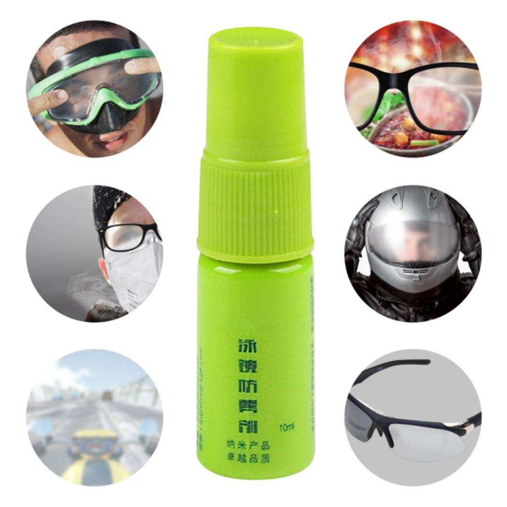 1pcs Anti Fog Defogger Solid For Swim Glasses Lens Mask Cleaner Spray Mist Antifogging For Swimming Diving Supplies