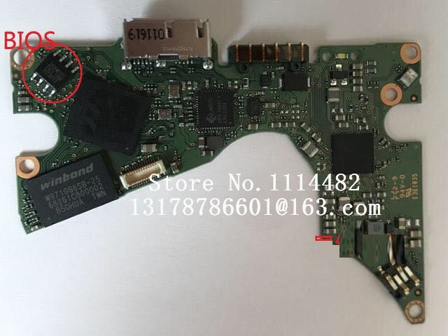 2060-800067-001 REV P1 PCB Logic Board Printed Circuit Board 2060-800067-001 For Seagate 3.5 SATA Hdd Data Recovery Hard Drive