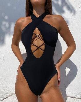 Women Beach Wear Bodysuit INTIMATES Wireless