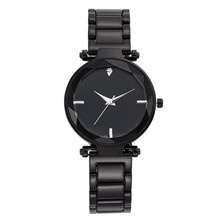 2019 Ladies Leather Watch Suitable For Outdoor Communication And As A Gift Round