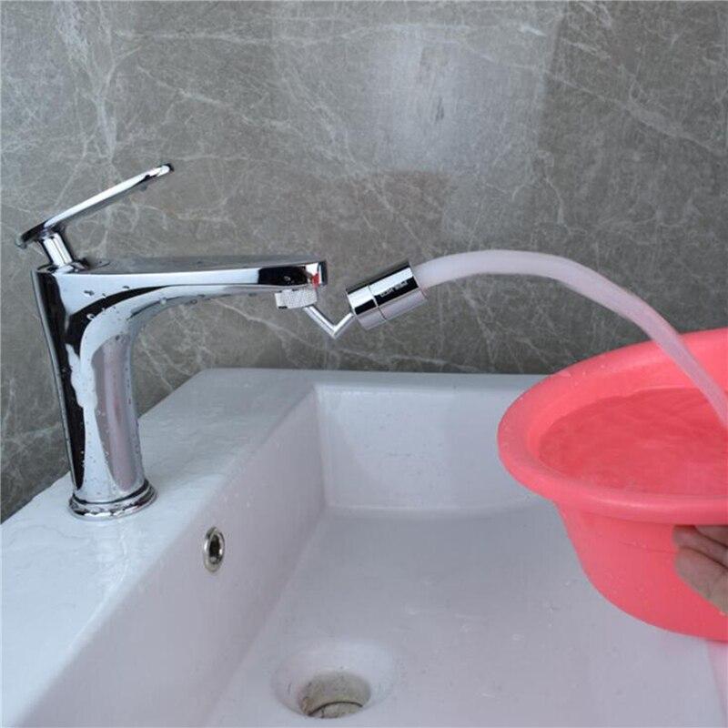 360 ° поворотный кран для воды барботер Диффузор фильтр адаптер для кухонной раковины кран фильтр для кухонной раковины адаптер