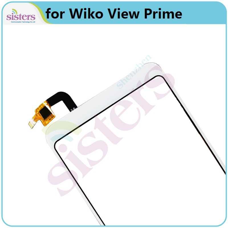 Mặt Kính Cảm Ứng Dành Cho Wiko Xem Thủ View2 View2 Pro Bộ Số Hóa Màn Hình Cảm Ứng Cảm Ứng Kính Cường Lực Cảm Biến Cảm Ứng Sửa Chữa Điện Thoại các Bộ Phận