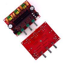 цена на TPA3116D2 2.1 Digital Audio power Amplifier Board DC 24V 80Wx2+100W Subwoofer X6HA