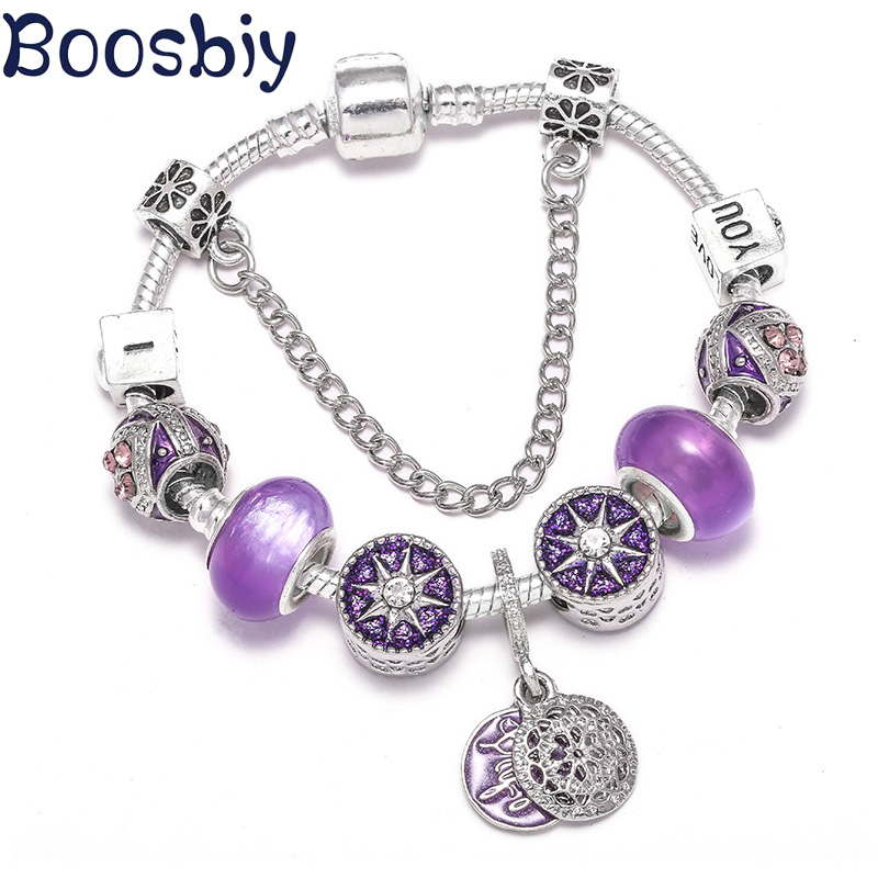 Boosbiy Silver Plated Love...