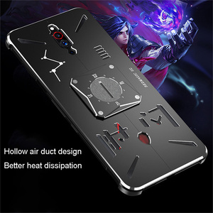 """Image 2 - Phone Protective Case Skin Cover For ZTE Nubia Red Magic 5G 6.65"""" 8/128GB 4500mAh Gaming Phone Shockproof Housing Shell Case"""