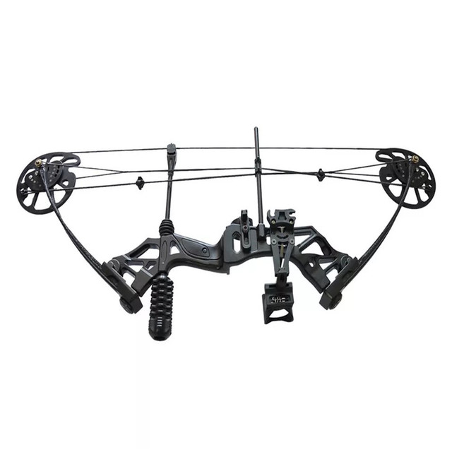 Compound Pulley Bow & Arrow Sets 30-70 lbs Adjustable Bow Hunting Outdoor Sports Hunting Shooting 2