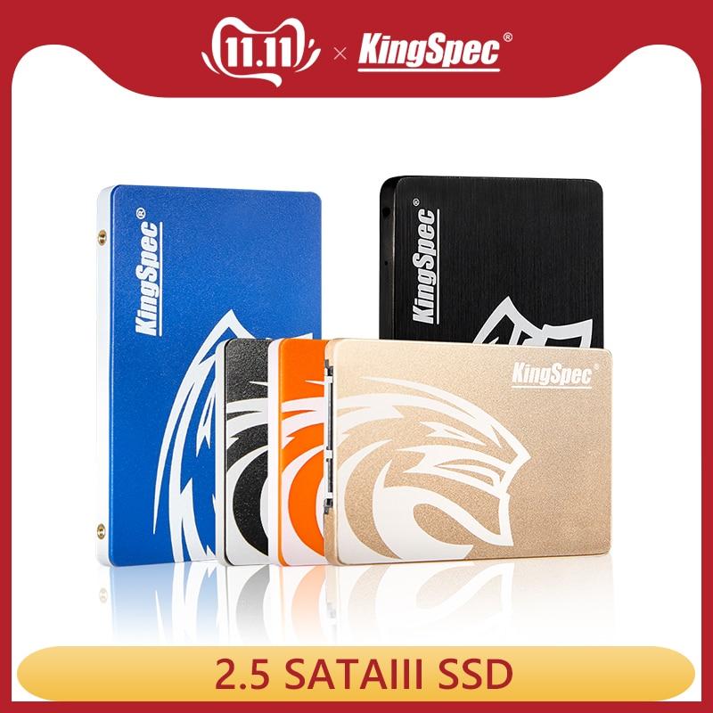 KingSpec Ssd Hdd SATA 120GB Ssd 240GB 500GB 960g Ssd 1TB 2TB 2.5 Hd Internal Solid State Drive For Desktop Notebook Anus Macbook