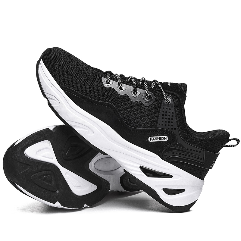 Высококачественная замшевая повседневная обувь в стиле ретро; Мужская прогулочная обувь; светильник; спортивная обувь - 3