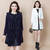 Women Coat Fashion Jacket for Slim Outerwea Black Long Sleeve Zipper Turn down Collar Short Coat Slim Fit 2020