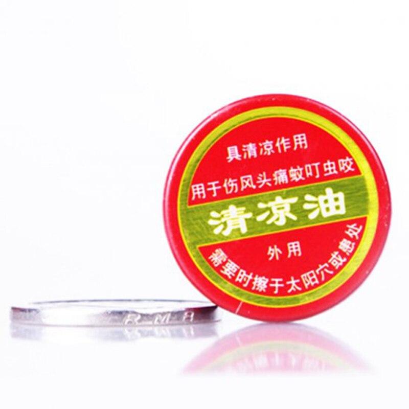 Классический китайский бальзам обезболивающее Тигр бальзам мазь чистый натуральный мята перечная эфирное масло 10 шт.