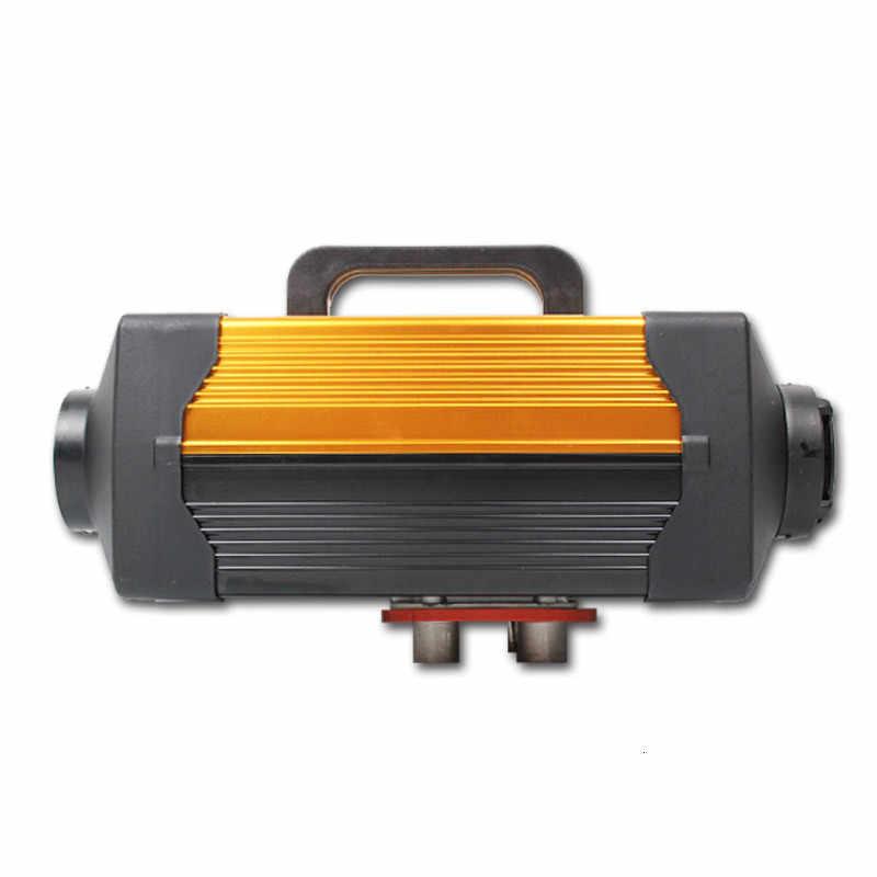 صندوق التحكم 12v24v سبائك الألومنيوم سخان التوقف الذكاء زيت الديزل منفاخ الهواء الدافئ شاحنة مركبة كهربية التدفئة