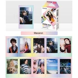 Image 3 - フイルムインスタックスミニ 9 フィルム旅行ピンクギフトパッケージフジインスタント写真のカメラミニフィルムカメラ 9 8 7s 7c 70 90 25 ハローキティSP 1 SP 2
