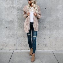 Cross-border womens explosions autumn and winter fur warm cotton coat long paragraph two-sided wear anti-fur