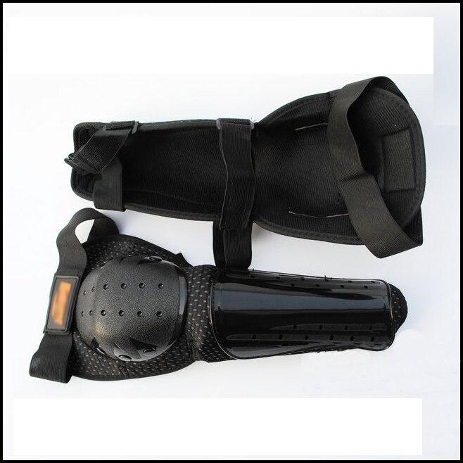 Наколенники ATV для мотокросса наколенники для внедорожных коленей налокотники для KTM черные