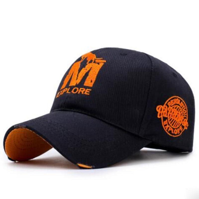 2020 New Fashion Letter Embroidered Baseball Cap Men's Outdoor Sports Caps Women's Cotton Sun Visor Casual Hats