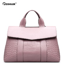2016 new women leather handbag lady fashion Alligator Pattern shoulder bags  ladies famous brands hot sale bolsos mujer