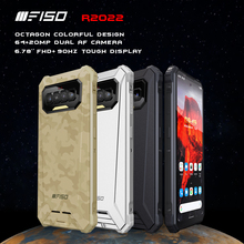 IiiF150 R2022 64MP + 20MP AF noktowizor 6 78 #8221 FHD 90Hz Smartphone IP68 69K wodoodporny G95 8GB + 128GB 8300mAh NFC wytrzymały telefon tanie tanio OUKITEL Niewymienna inny CN (pochodzenie) Android Rozpoznawania linii papilarnych Rozpoznawanie twarzy ≈64MP Adaptacyjne szybkie ładowanie