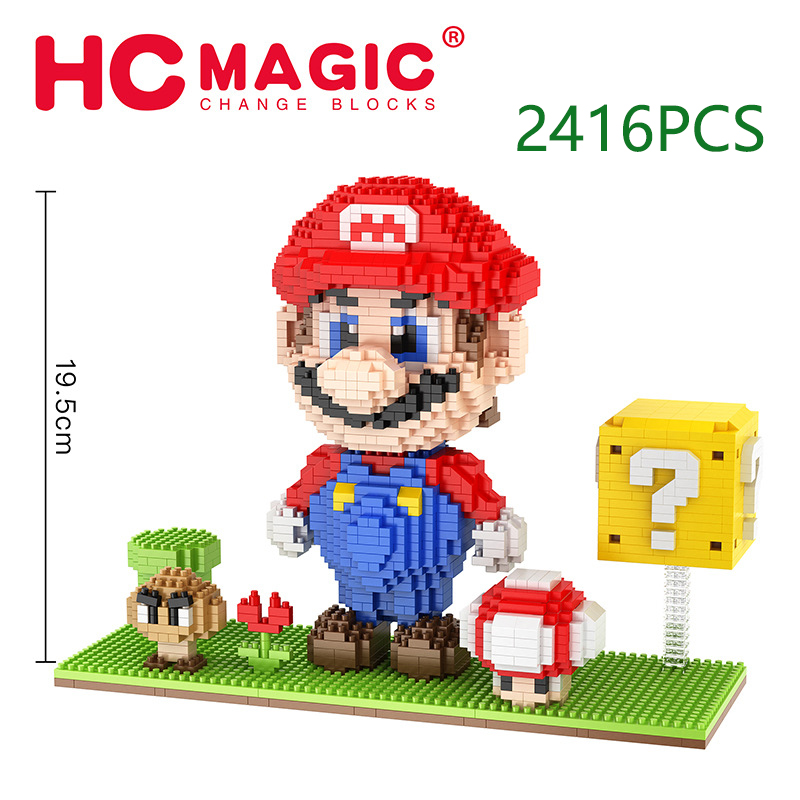 Super Mario Bros Micro Building Blocks 8